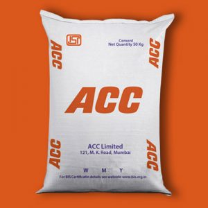 Buy Online ACC Cement from Dealer and Distributor in Kurud, Sihawa